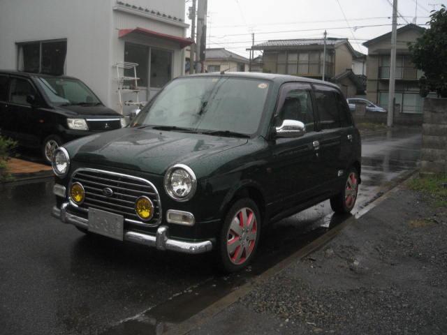 「ダイハツ」「ミラジーノ」「軽自動車」「東京都」の中古車24