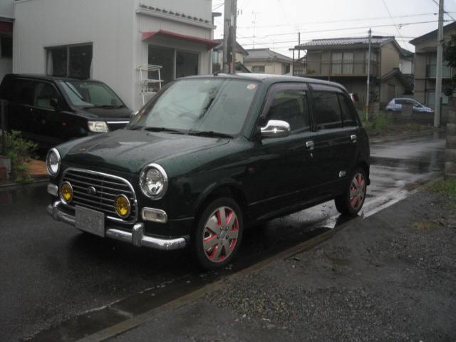 「ダイハツ」「ミラジーノ」「軽自動車」「東京都」の中古車25