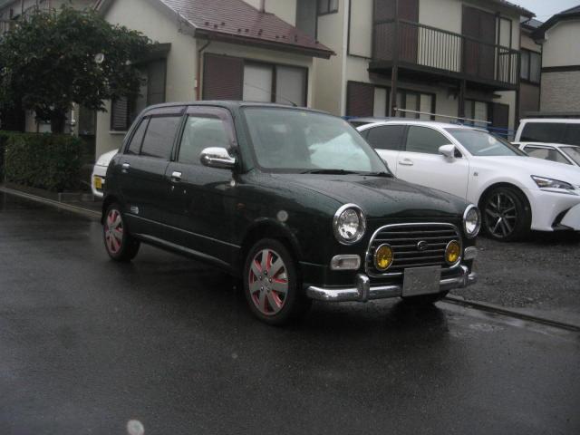 「ダイハツ」「ミラジーノ」「軽自動車」「東京都」の中古車30