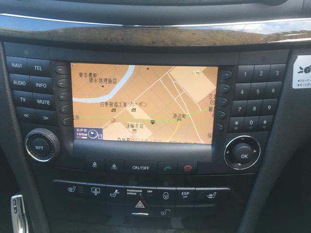 メルセデス・ベンツ M・ベンツ E500 アバンギャルド