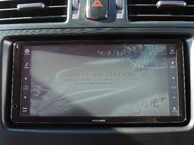 トヨタ マークXジオ 240F 禁煙車 HDDナビ フルセグ ETC HID