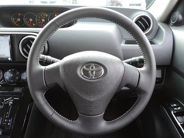 トヨタ カローラルミオン 1.5G オン ビーリミテッド禁煙車HDDナビFセグ革シート