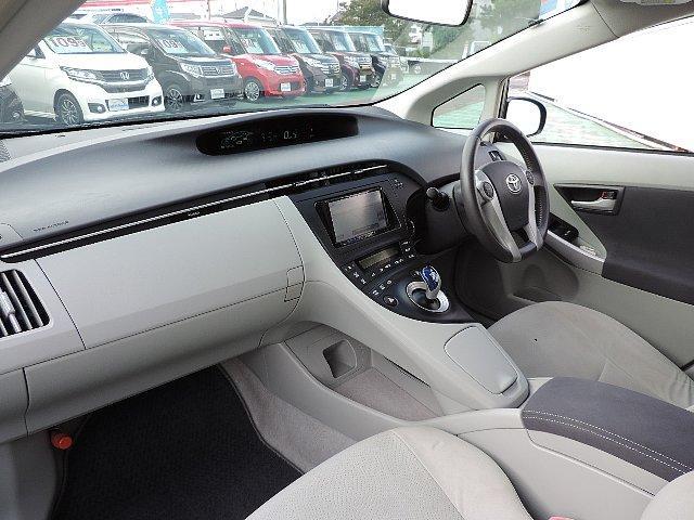 トヨタ プリウス S LEDエディション Mナビ Fセグ 1オーナー ETC