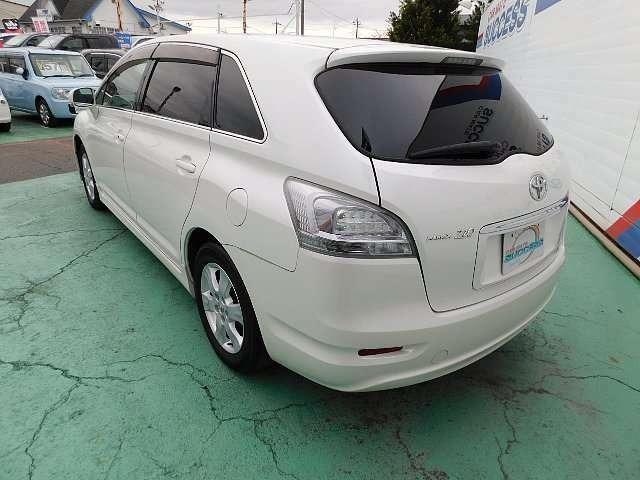 エアリアル V-セレクション禁煙車HDDナビFセグETC (ホワイトパール)(4枚目)