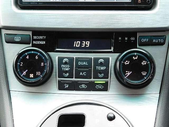 エアリアル V-セレクション禁煙車HDDナビFセグETC (ホワイトパール)(10枚目)