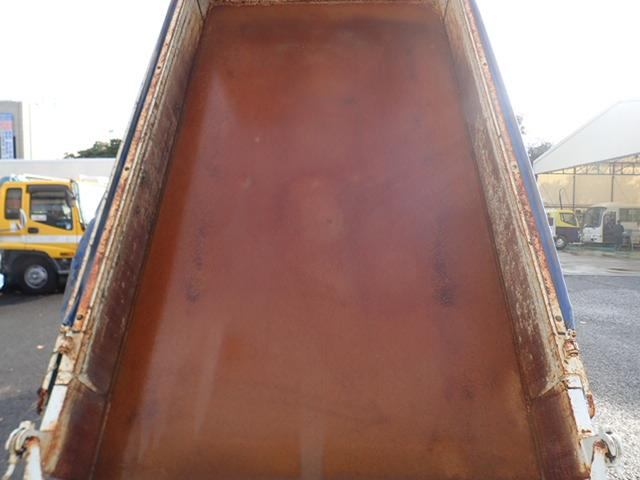 三菱ふそう キャンター 強化ダンプ 全低床 積載2t