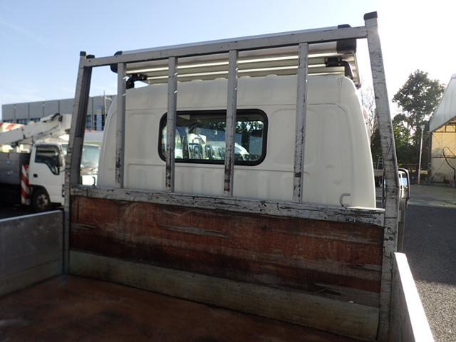 日野 デュトロ アルミブロック 全低床ロング 積載2t