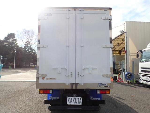 三菱ふそう キャンター 低温冷凍車 全低床 積載2t