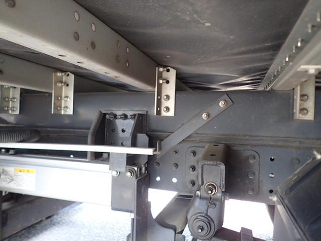 三菱ふそう キャンター アルミバン 高床ワイドロング パワーゲート 積載2t