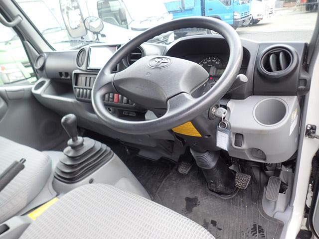 Wキャブ スチール平 高床 4WD 積載1t(16枚目)