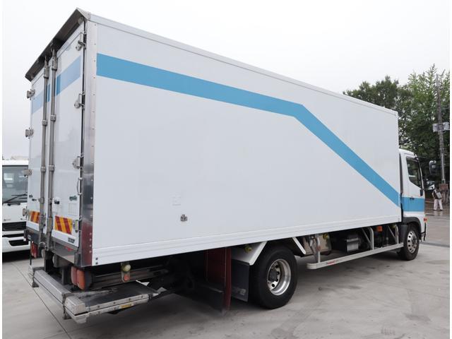 低温冷凍車 エアサス パワーゲート 積載3t(3枚目)