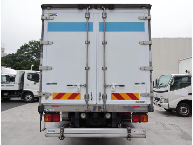 低温冷凍車 エアサス パワーゲート 積載3t(4枚目)
