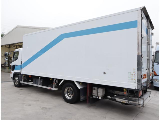低温冷凍車 エアサス パワーゲート 積載3t(5枚目)