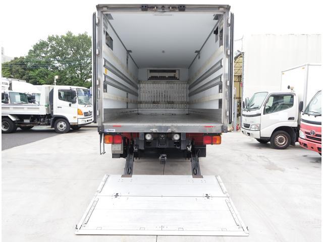 低温冷凍車 エアサス パワーゲート 積載3t(6枚目)