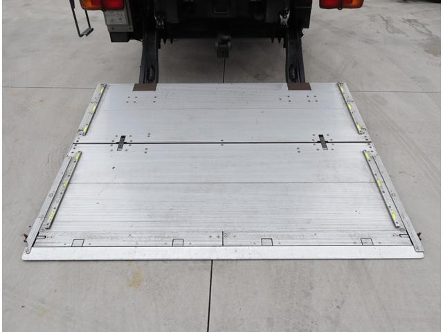 低温冷凍車 エアサス パワーゲート 積載3t(7枚目)