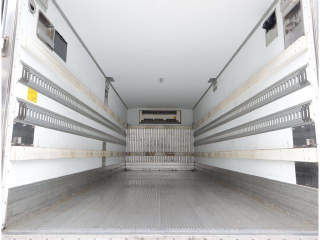 低温冷凍車 エアサス パワーゲート 積載3t(9枚目)