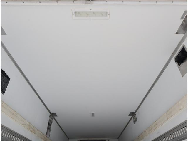低温冷凍車 エアサス パワーゲート 積載3t(13枚目)
