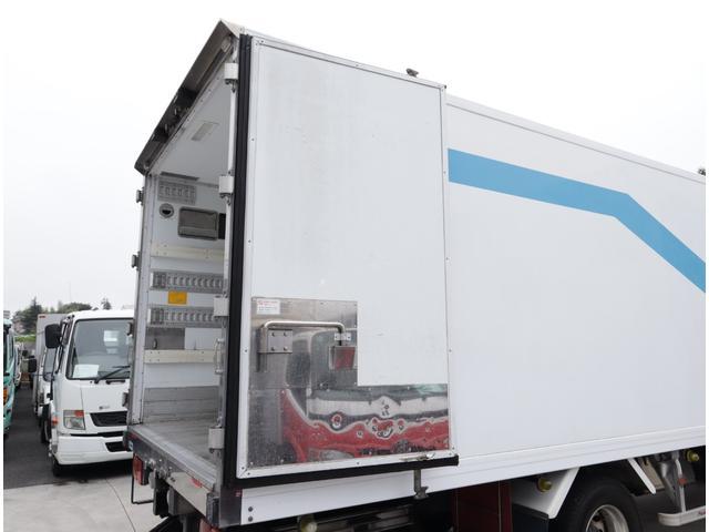 低温冷凍車 エアサス パワーゲート 積載3t(16枚目)