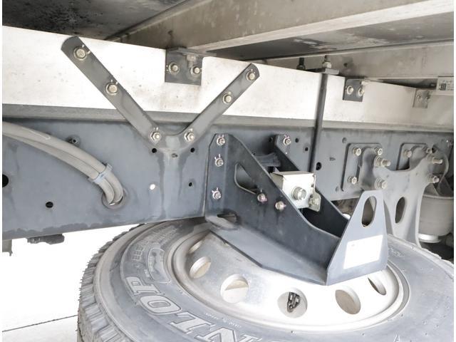 低温冷凍車 エアサス パワーゲート 積載3t(20枚目)