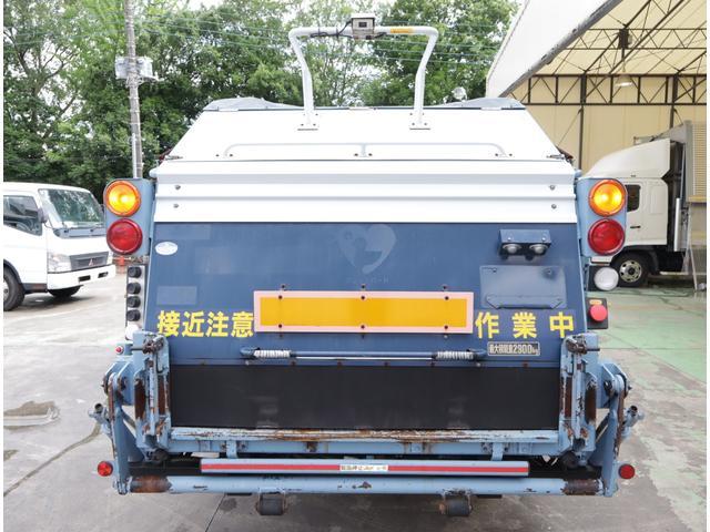 巻込みパッカー ワイド 6.5立米 積載2.9t(4枚目)