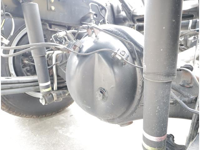 強化ダンプ フルジャストロー 積載2t(15枚目)