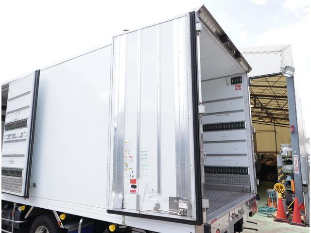 低温冷凍車 パワーゲート 積載2.7t(19枚目)