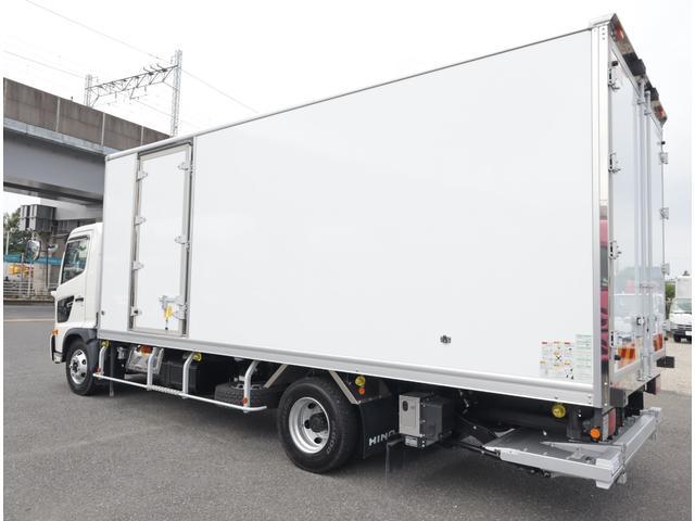 低温冷凍車 パワーゲート 積載3t(6枚目)