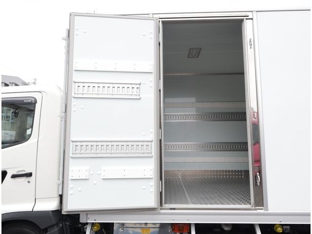 低温冷凍車 パワーゲート 積載3t(7枚目)