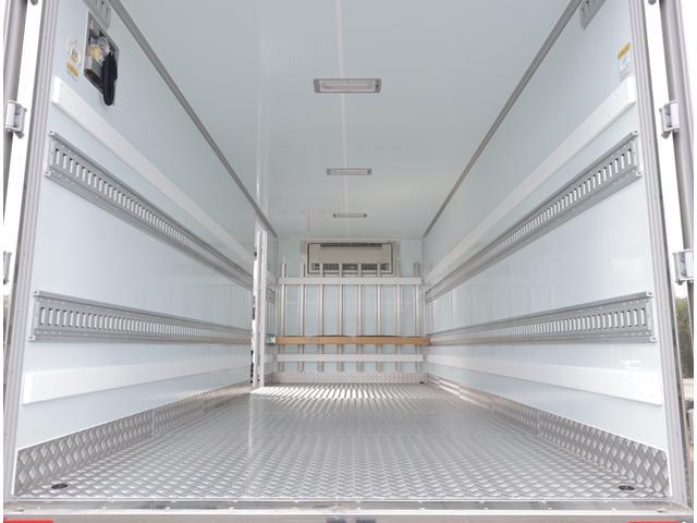低温冷凍車 パワーゲート 積載3t(11枚目)