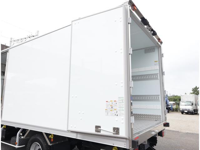 低温冷凍車 パワーゲート 積載3t(21枚目)