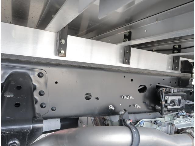 低温冷凍車 パワーゲート 積載3t(22枚目)