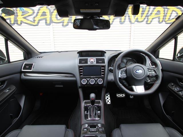 スバル WRX S4 GT-Sアイサイト アドバンスドS STiパフォーマンスP