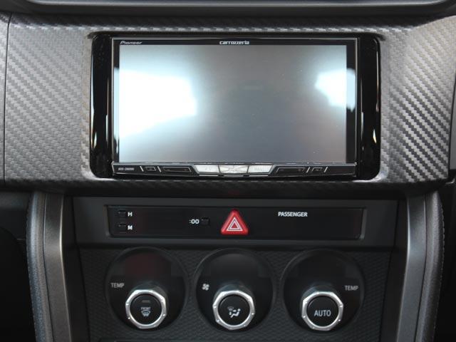 スバル BRZ tS STiアンダーエアロ Rスポ HDDサイバーナビTV
