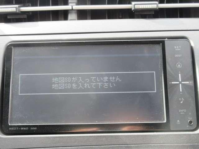 トヨタ プリウス Sツーリングセレクション 純正ナビBカメラ コーナーセンサー