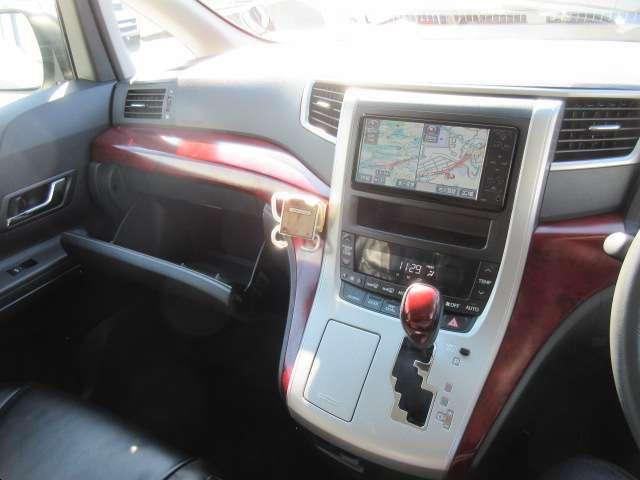 240S 1オーナー後席モニター両側自動スラ革調シートカバー(20枚目)