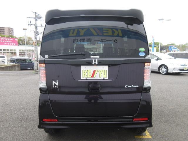 ホンダ N BOXカスタム 2トーンカラースタイル G・ターボLパッケージ 衝突被害軽減