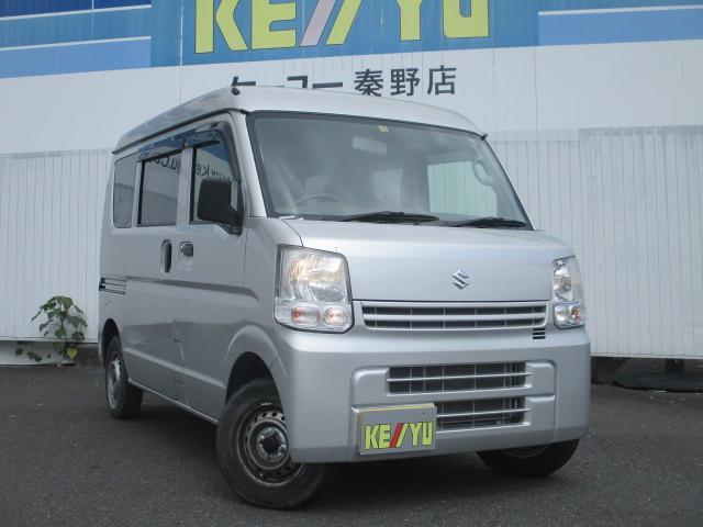 PAハイルーフ 下取車 キーレス FMAMスピーカ付(4枚目)