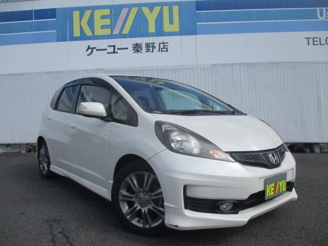 「ホンダ」「フィット」「コンパクトカー」「神奈川県」の中古車3