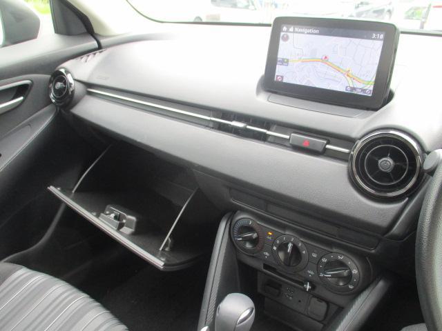 13C 純正メモリーナビ スマートキー プッシュスタート AUX USB ステリモ アイドリングストップ 取扱説明書 記録簿 電格ミラー ミラーウインカー 横滑り防止 フロアマット(24枚目)
