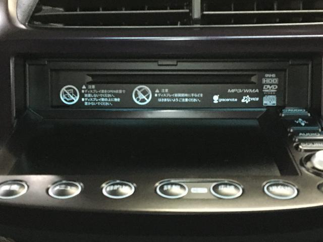 RS Lパッケージ 純正HDDナビ バックカメラ 純正16インチアルミ 純正エアロ スマートキー ワンセグ CD DVD再生 MSV HIDヘッドライト オートライト ETC ステリモ スマートキー パドルシフト(26枚目)