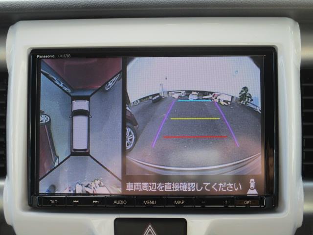 Xターボ 禁煙車 ターボ車 純正8インチSDナビ 衝突被害軽減S レーンアシスト 全周囲カメラ バックカメラ スマートキー ステリモ 純正15インチアルミ シートヒーター HIDヘッドライト Bluetooth(25枚目)
