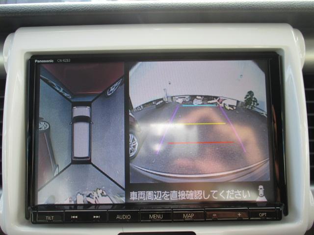 Xターボ 禁煙車 ターボ車 純正8インチSDナビ 衝突被害軽減S レーンアシスト 全周囲カメラ バックカメラ スマートキー ステリモ 純正15インチアルミ シートヒーター HIDヘッドライト Bluetooth(39枚目)