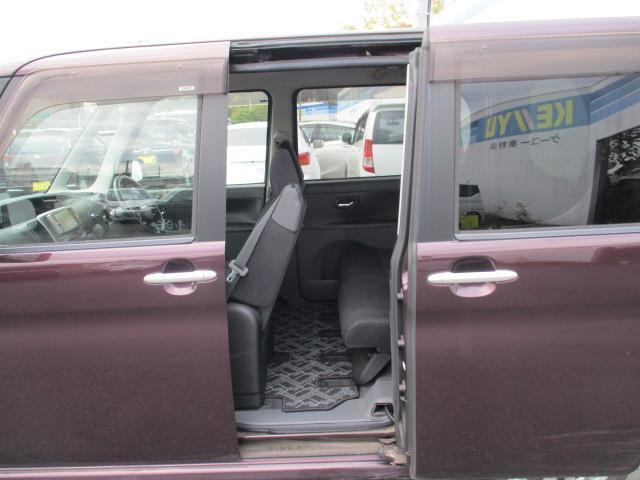 カスタムRS 当店下取車 ターボ車 純正HDDナビ スマートキー 左側電動スライドドア HIDヘッドライト フォグ 純正15インチアルミ ワンセグ CD DVD再生 MSV ETC 革巻きステア スペアキー(18枚目)