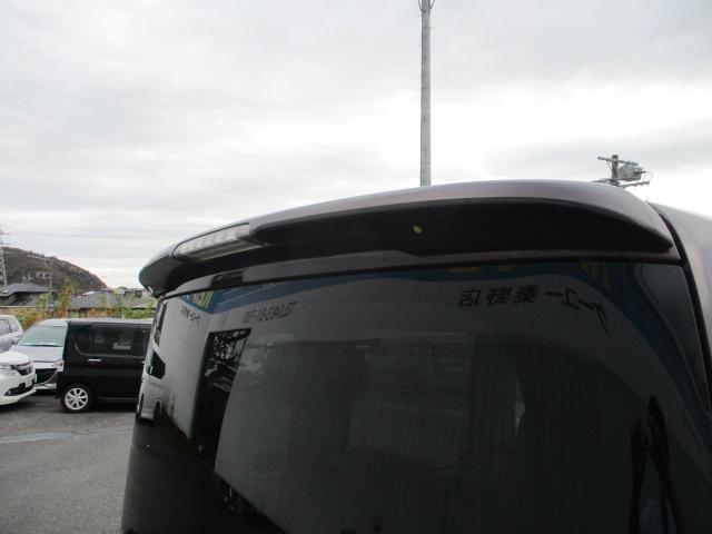 カスタムRS 当店下取車 ターボ車 純正HDDナビ スマートキー 左側電動スライドドア HIDヘッドライト フォグ 純正15インチアルミ ワンセグ CD DVD再生 MSV ETC 革巻きステア スペアキー(41枚目)