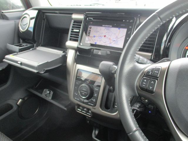 JスタイルIIターボ ユーザー下取車 1オーナー 4WD メーカーOPナビ 12セグ DVD BTオーディオ アラウンドビューモニター ドラレコ ASV クルコン ETC ハーフレザー シートヒーター 純正AW HID(23枚目)