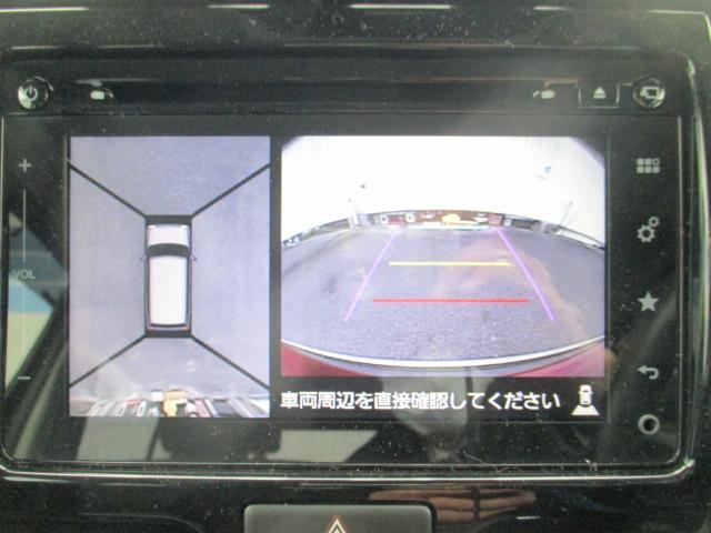 JスタイルIIターボ ユーザー下取車 1オーナー 4WD メーカーOPナビ 12セグ DVD BTオーディオ アラウンドビューモニター ドラレコ ASV クルコン ETC ハーフレザー シートヒーター 純正AW HID(27枚目)