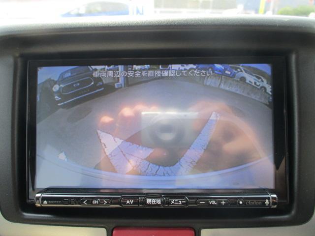 G クラリオンSDナビ 12セグ CD DVD ミュージックサーバー USB BT通話&オーディオ バックカメラ セルスタードラレコ スマートキー ASV ETC 両側PSD LEDライト 純正AW(29枚目)