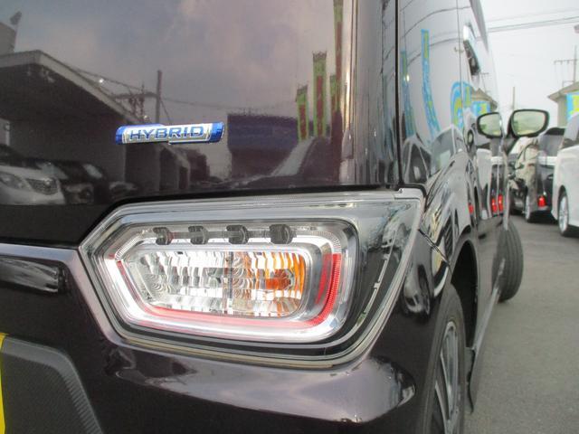 ハイブリッドT ターボ・全方位モニター・衝突軽減ブレーキ・禁煙・クルコン・純正SDナビ・CD録音・フルセグTV・DVD・BT・ドラレコ・ETC・シートヒーター・LED・純正15AW・アイドリングSTOP・パドルシフト(45枚目)