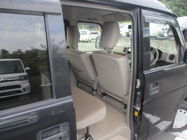 ジョイン ユーザー買取り車 ハイルーフ仕様 インパネ5速マニュアル フル装備 純正CDオーディオ セキュリティアラーム キーレス UVカット&プライバシーガラス Wエアバッグ ABS 保証書 取説(13枚目)