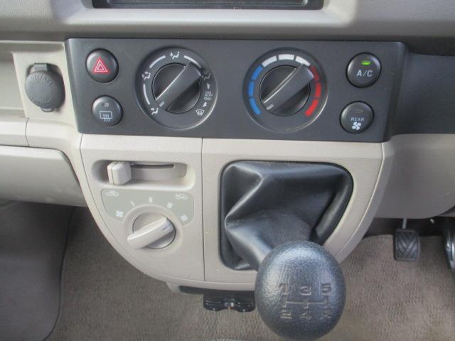 ジョイン ユーザー買取り車 ハイルーフ仕様 インパネ5速マニュアル フル装備 純正CDオーディオ セキュリティアラーム キーレス UVカット&プライバシーガラス Wエアバッグ ABS 保証書 取説(21枚目)